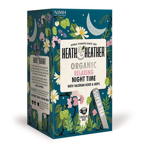 Organic Night Time