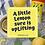 Thumbnail: Lift Instant Lemon Tea Powder with Reduced Sweetness 150g