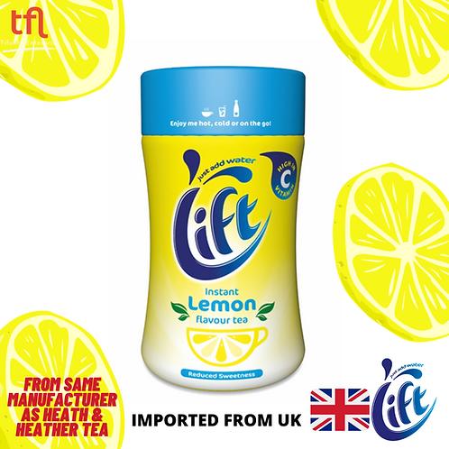 Lift Instant Lemon Tea Powder with Reduced Sweetness 150g