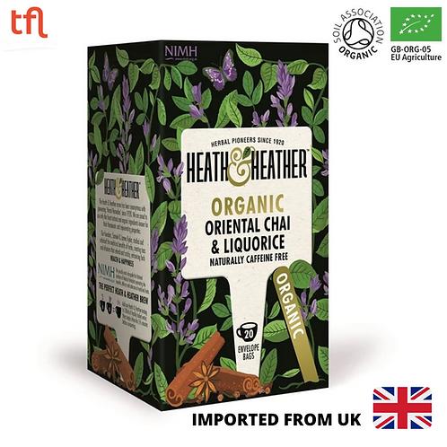 Organic Oriental Chai & Liquorice