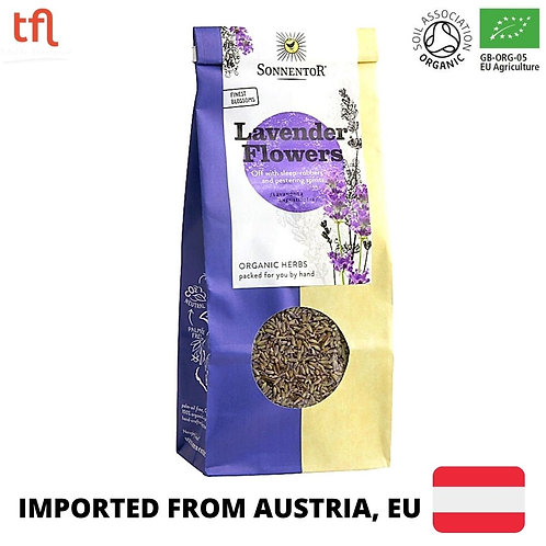 Sonnentor Organic Lavender Tea - Loose tea (70g)