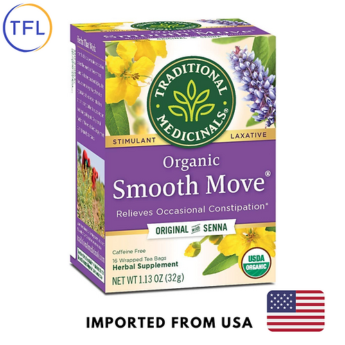 Traditional Medicinals - Organic Smooth Move