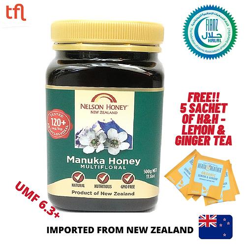 Manuka Honey MGO 120+ 500g