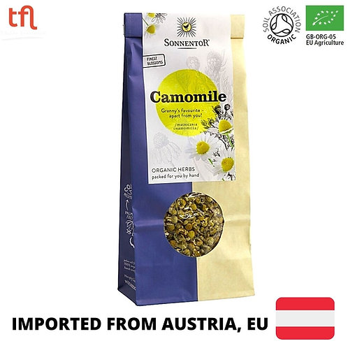 Sonnentor Organic Camomile Tea - Loose Tea (50g)