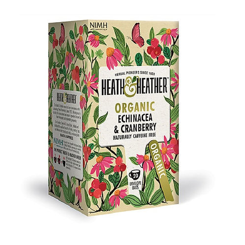 Organic Echinacea & Cranberry