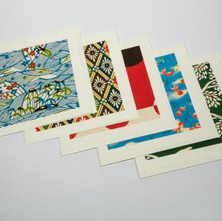 Doppelkarte mit Couvert