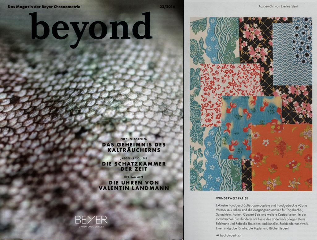 Beyond Magazin