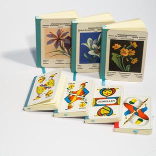 Spielkarten-Büechli