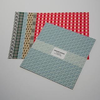 Origami-Papiere