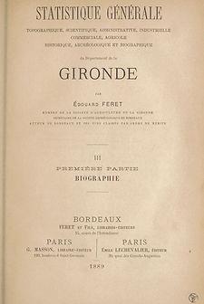 Château Sénéjac Statistique Générale de la Gironde