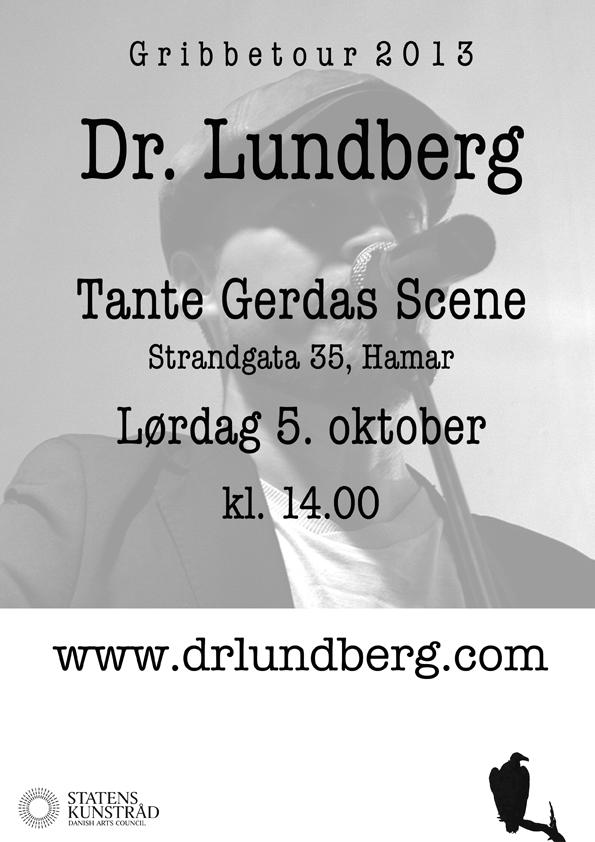 Tante Gerda poster 2013
