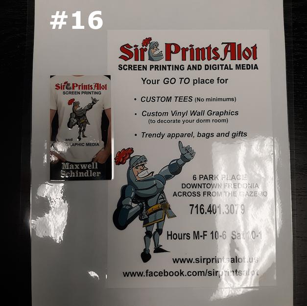 Printing Anyone