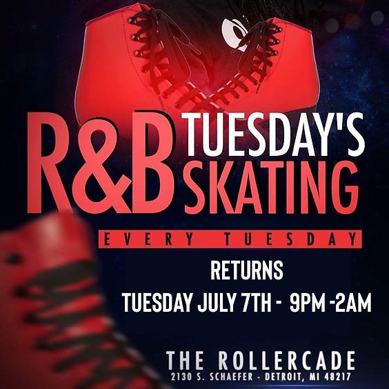 RnB Tuesday July 7th 7:00PM - 2AM