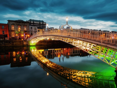 Edebiyat Şehri: Dublin