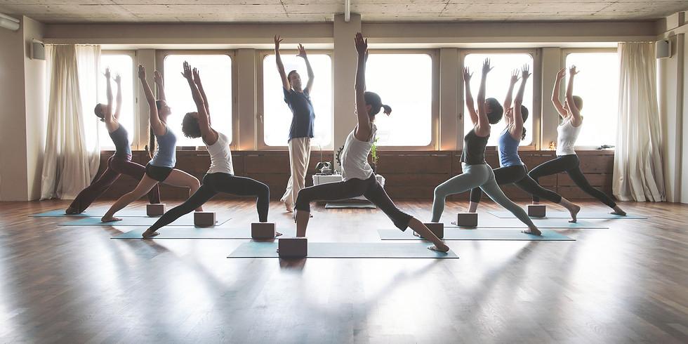 Yoga and Satsang with Karl Straub
