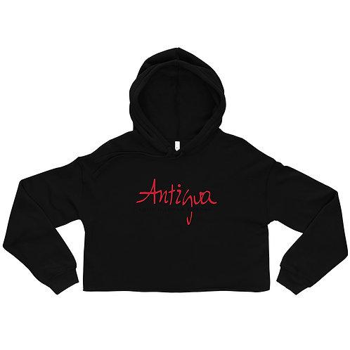 Antigua Crop Hoodie
