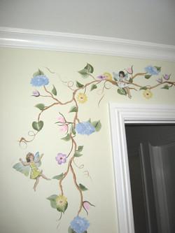 Vine flower fairies