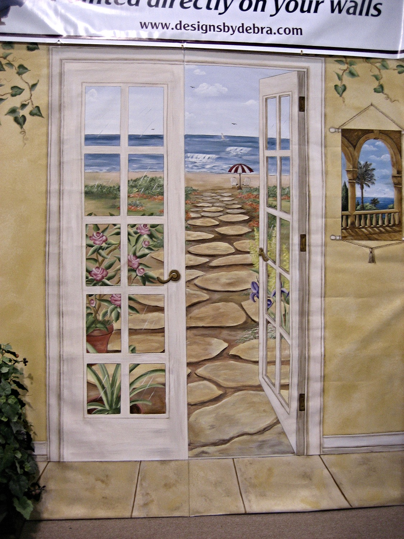 French open doors