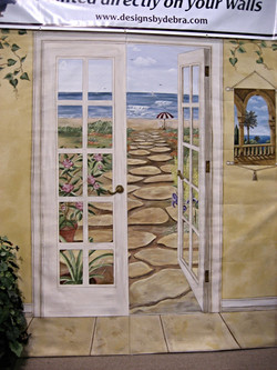 French open doors
