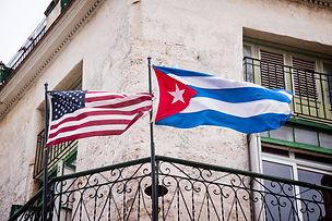 Cuba & US Flag -shutterstock_415425625.j