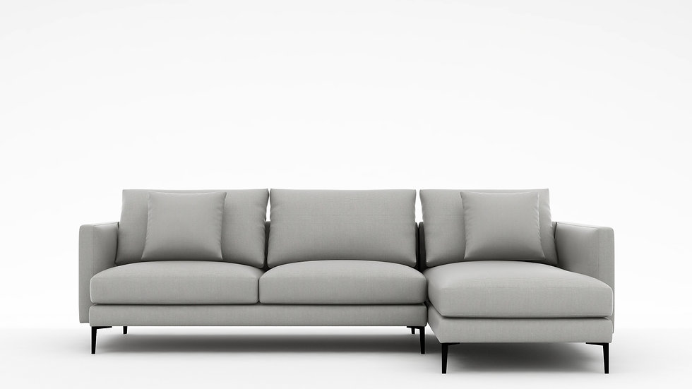 Notting Sectional Sofa - 110""