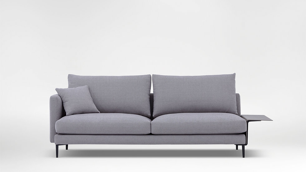Notting Sofa with Side Table - 85.5""