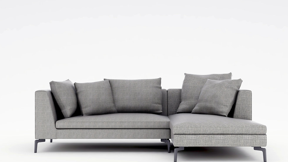 "Alison Plus Sectional Sofa - 101"""