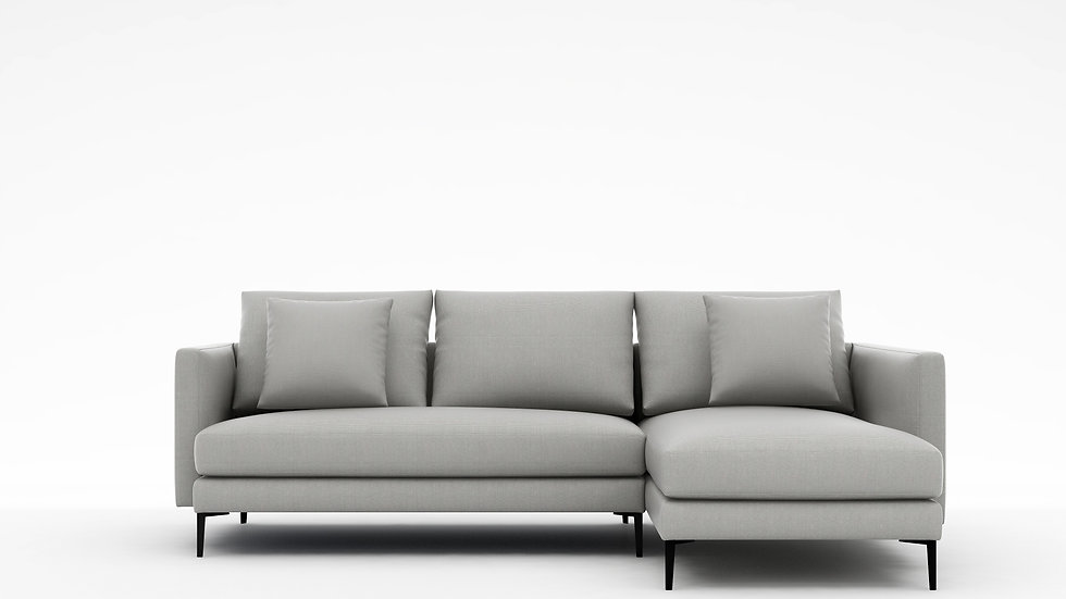 "Notting Sectional Sofa - 98.5"""