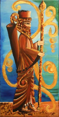 Ancient Persia - Kingdom guard