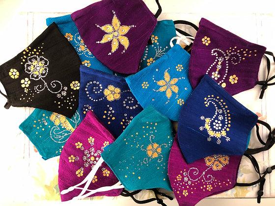 Silk Masks - Made to Order