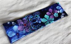 Dancing Butterflies & Flowers  in the Cosmo! headband 2