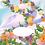 Thumbnail: Bahar. Spring. Elegant Vest Scarf - No Crystal