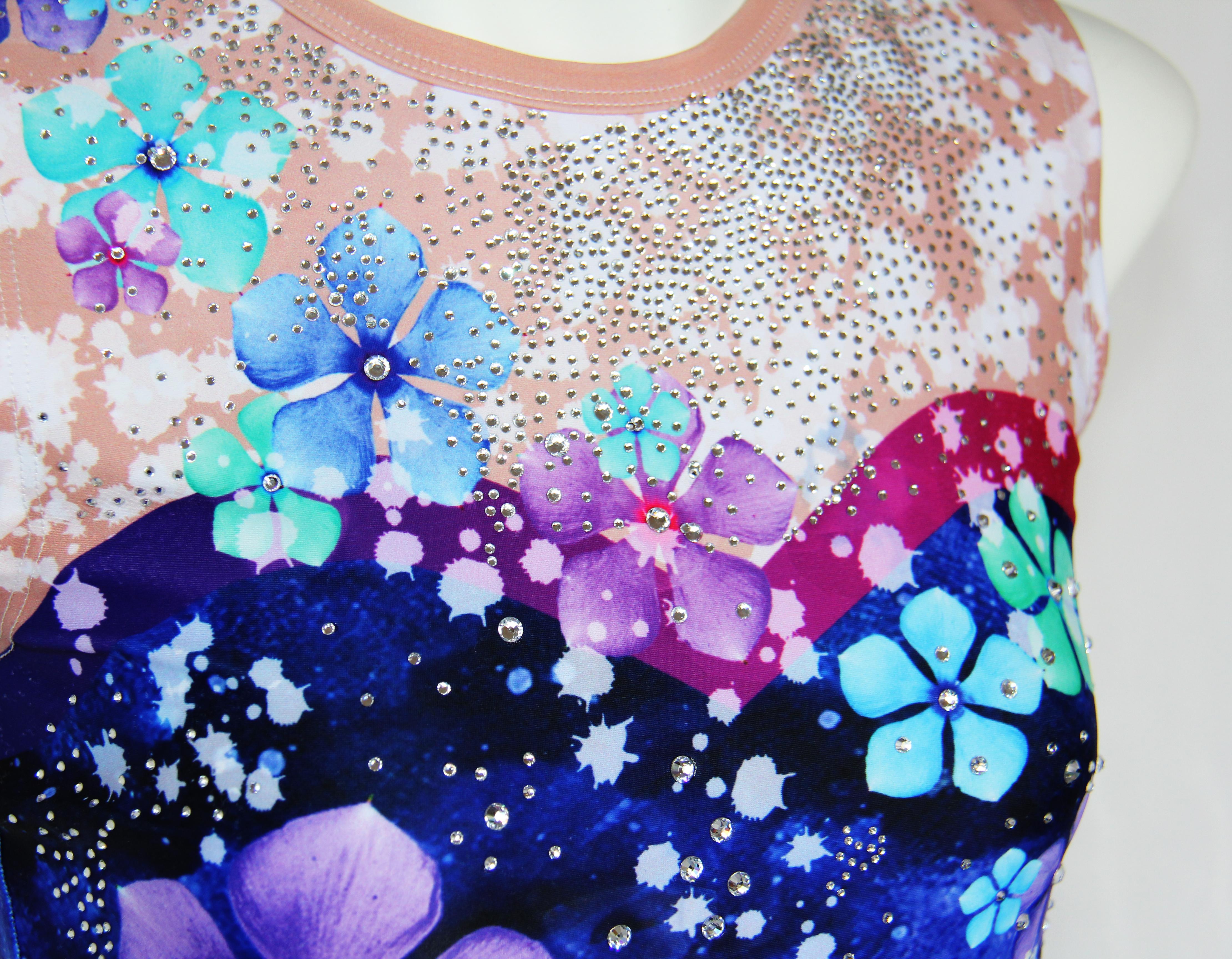 Dancing Butterflies & Flowers  in the Cosmo! 2