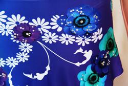 Purple Bird of Dream - Close up 5