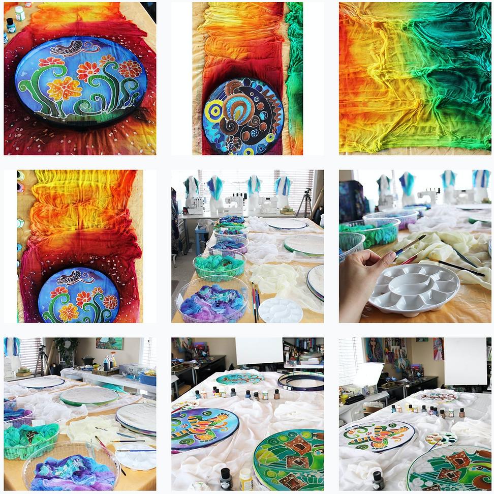 Pari Chehrehsa-Batik Silk Paintings3.png