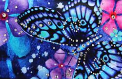Dancing Butterflies & Flowers  in the Cosmo! 11