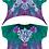 Thumbnail: East Fancy Curvy Silk Top