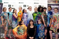 Western Canada Fashion Week . March