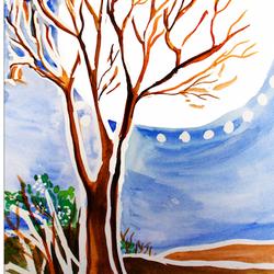 Moon & The Tree