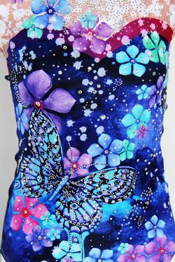 Dancing Butterflies & Flowers  in the Cosmo! 3