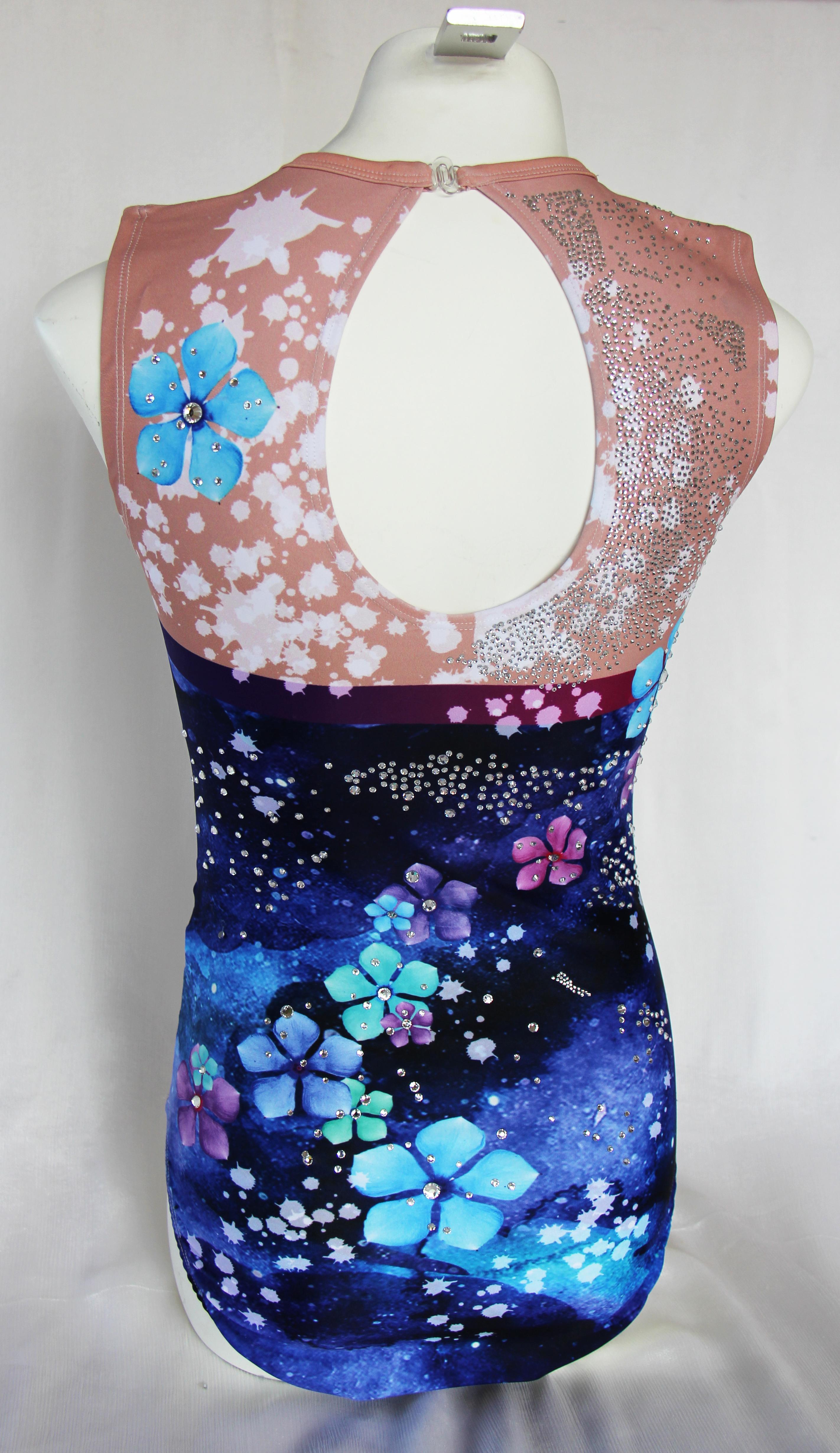 Dancing Butterflies & Flowers  in the Cosmo! headband 14