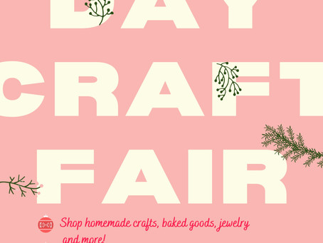 1st Holiday Craft Fair