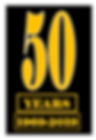 Gleim 50 year logo.png