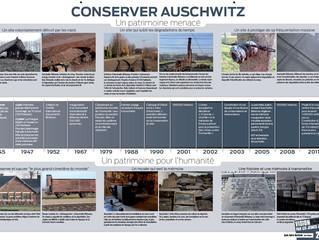 """""""Conserver Auschwitz"""" Un patrimoine menacé"""