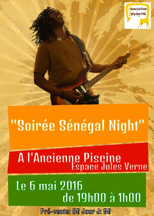 Soirée Sénégal Night