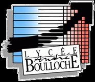 Le logo du lycée André Boulloche