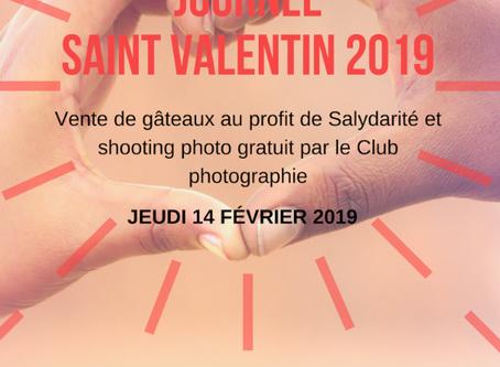 Le CVL organise une journée Saint-Valentin