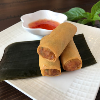 VEGGIES SPRING ROLL