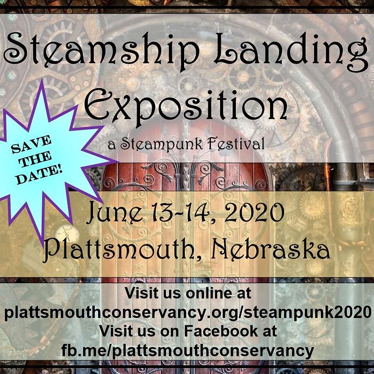 Steamship Landing Exposition