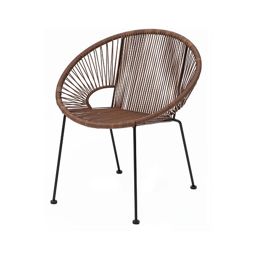 Brown Acapulco Dining Chair